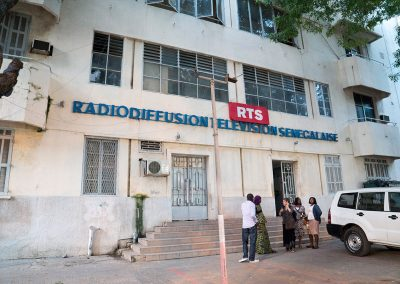 Private media struggle against Africa's state-owned Goliaths