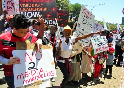 Diverse media voices fail to reach Africa's poor