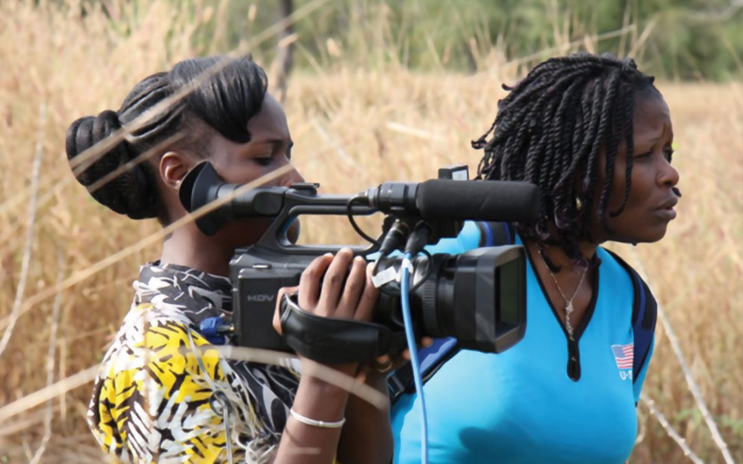 Time for action on gender equity in the media