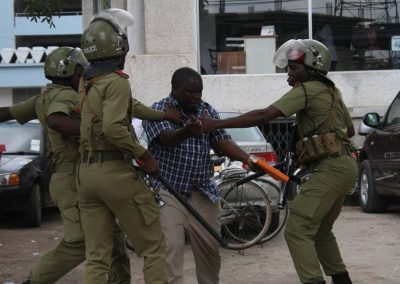 African media law: Time to throw off the shackles