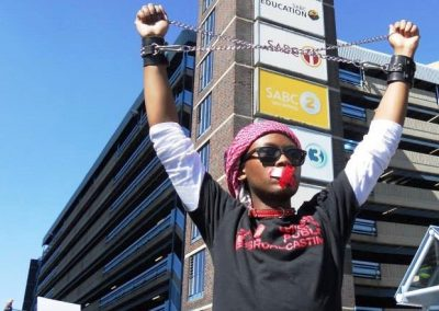 The rise and fall of public broadcasting in South Africa