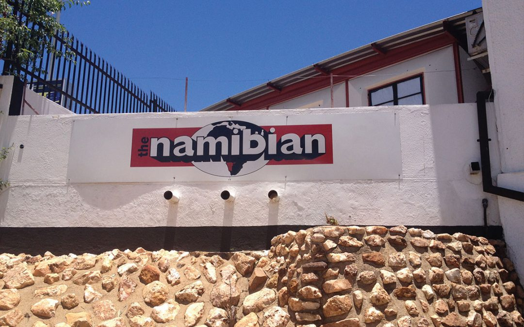 The Namibian: no shareholders to threaten independence